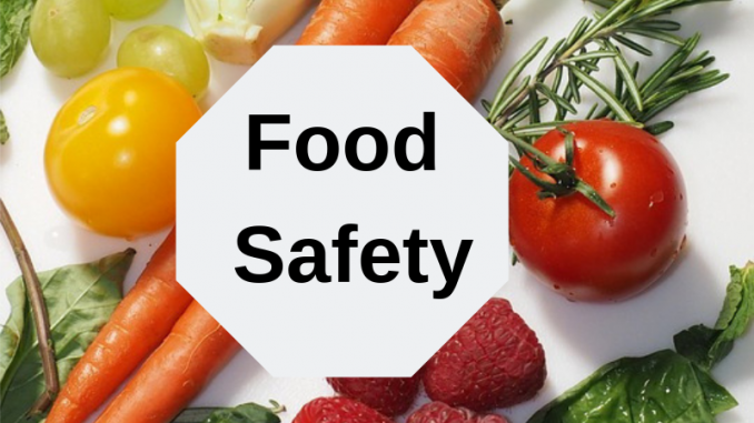 Food safety audits secure customers' well being