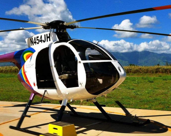 Top reasons why helicopter rides are an amazing gift